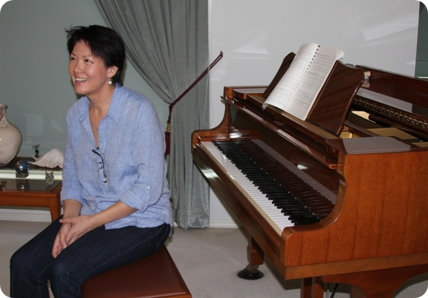 Joanna Funk piano accompanist teacher writer