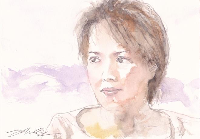 Joanna Funk by Shinji Ogata