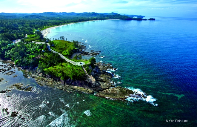 Kudat, the Northern-most point of Borneo