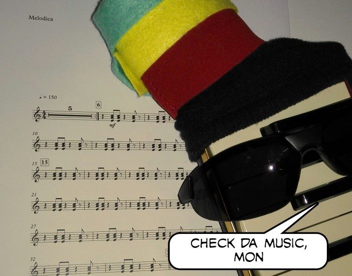 Jammin Melodica by PicSay