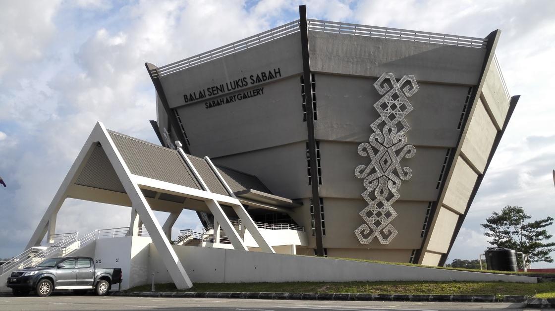 Sabah Art Gallery, Kota Kinabalu, Sabah, Malaysia
