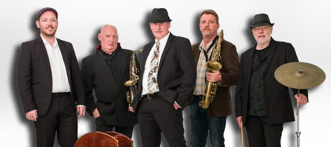 Galapagos Duck Australlian jazz ensemble band at Brisbane Jazz Club