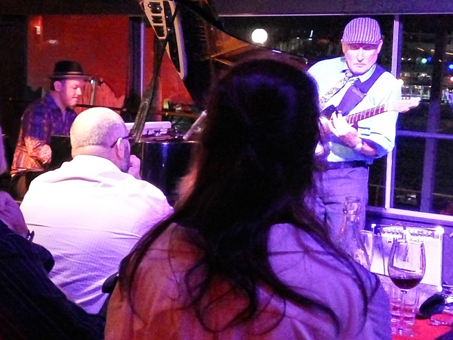 Galapagos Duck, Australian jazz band ensemble,  Brisbane Jazz Club